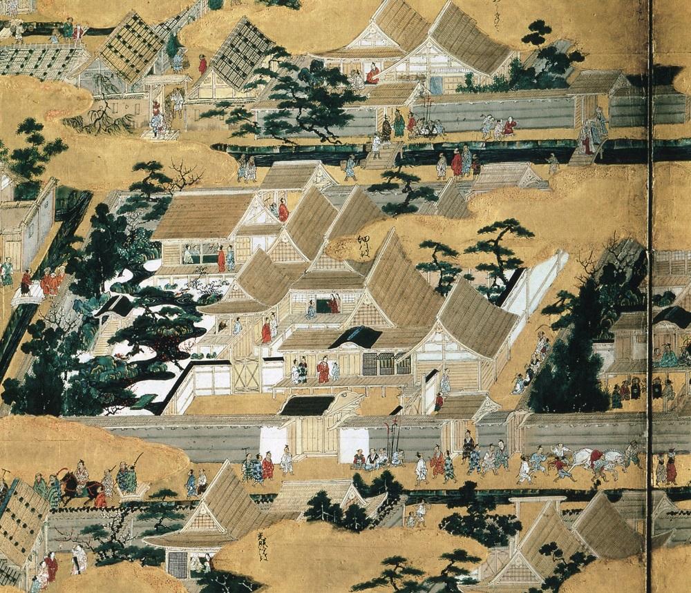 EITOKU_Uesugi-mansion-Hosokawa